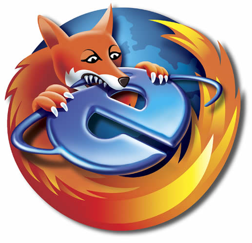 Firefox bite ie