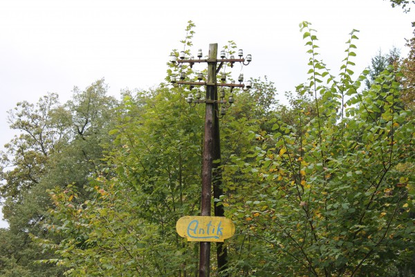 Telegraphenmast