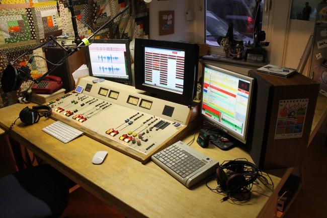 mein Radiostudio