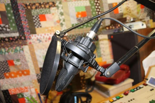 Mikrofon links