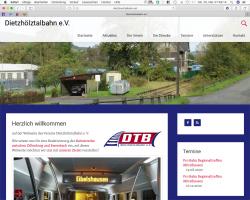 Verein: Dietzhölztalbahn e. V.