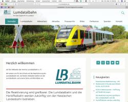 Verein: Lumdatalbahn e. V.