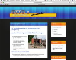 Ottos-Altmetallhandel, Schwalmstadt